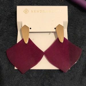 Kendra Scott Astoria Drop Earrings NWT